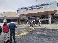 Proceso de vacunación Chimborazo