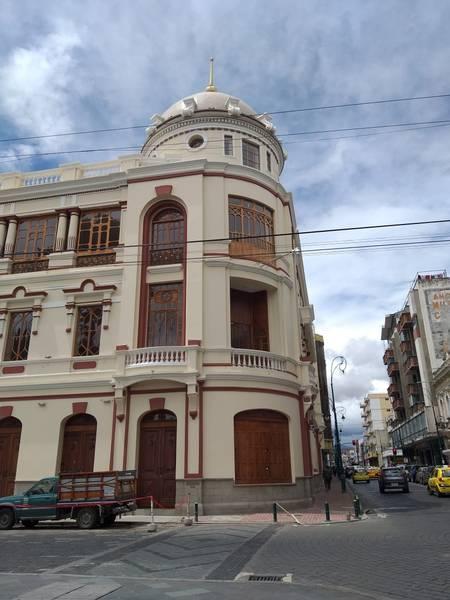 Inauguración Teatro León Riobamba