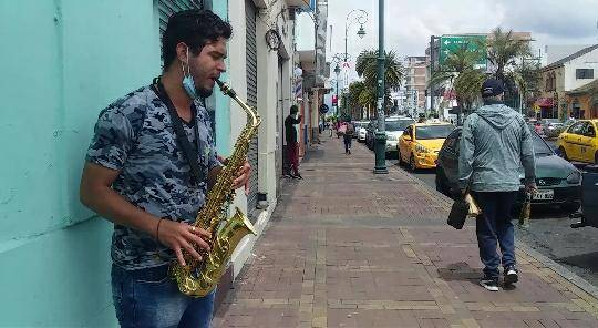 Testimonios Riobamba músico