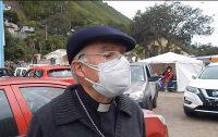 Nieves renunció a obispo coadjunto.