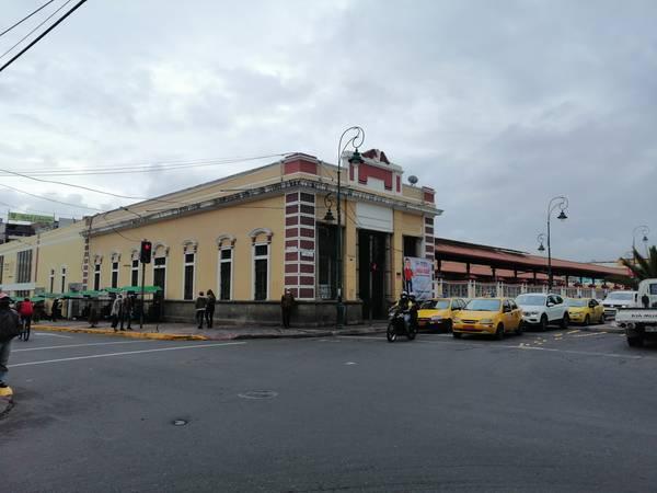 Sector La Estación Riobamba: