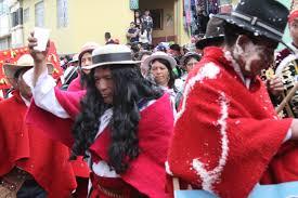 El Carnaval es la fiesta mayor
