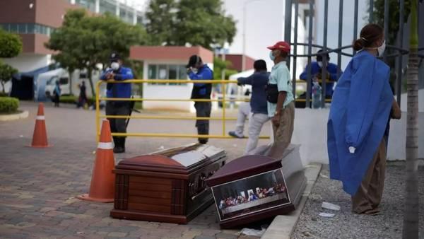Un año Covid Ecuador: