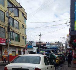 Mercado Oriental Riobamba
