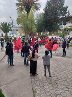 Trabajadores de la salud Chimborazo