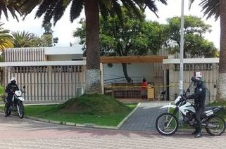 Seguridad Riobamba
