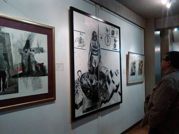 Séptimo Salón Nacional de Dibujo