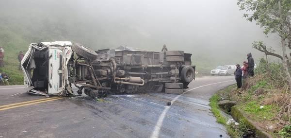 Accidentes de tránsito Alausí