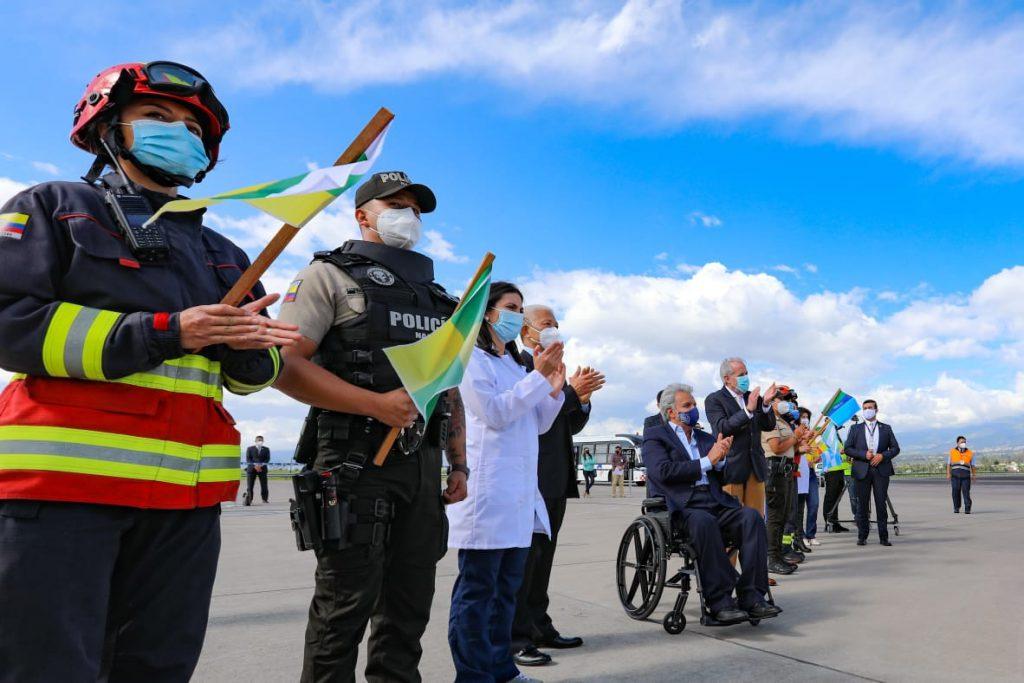 Vacuna China en Ecuador