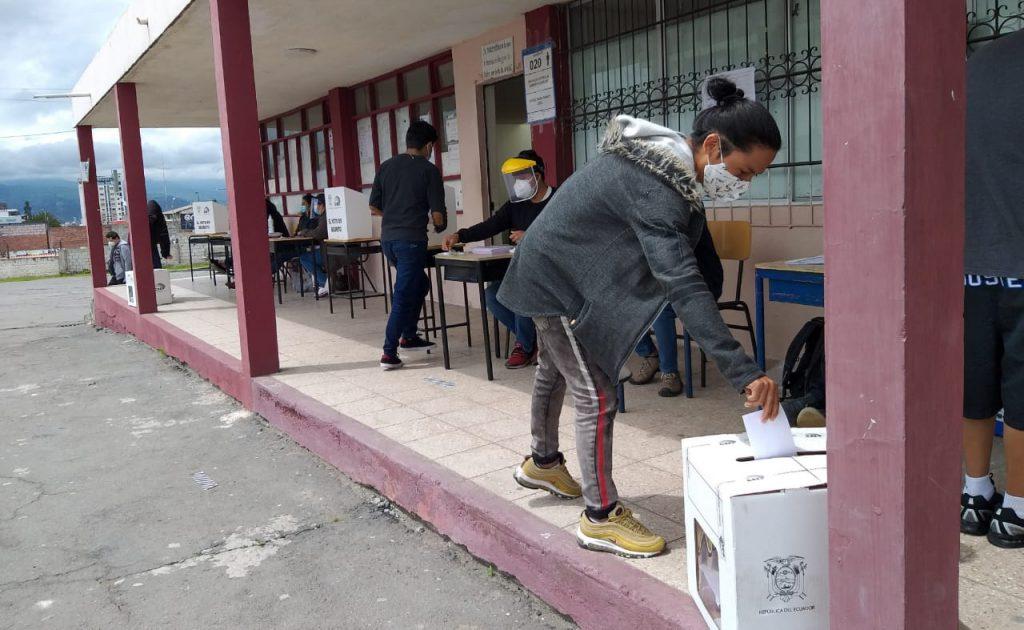 Democracia Chimborazo