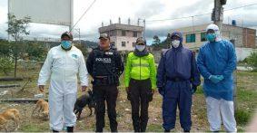 Personal de primera línea Chimborazo