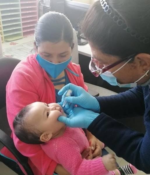 Vacunación contra otras enfermedades