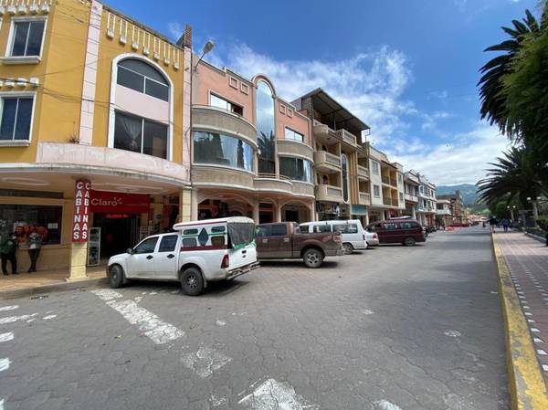 Estacionamientos con tarifa en Alausí