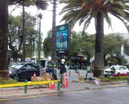 Iluminarán zonas de Riobamba
