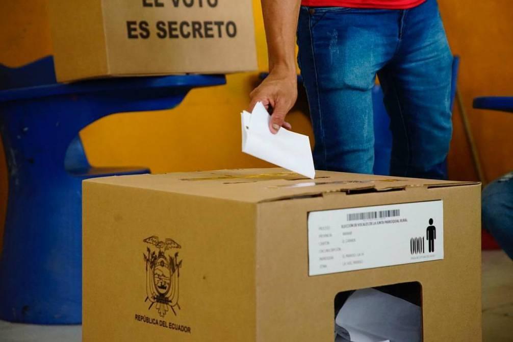 Elecciones Presidenciales Segunda vuelta Ecuador