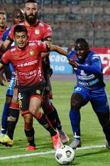 Olmedo vs Deportivo Cuenca 2021