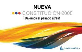 Constitución de Montecristi