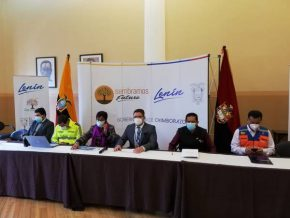 COE Chimborazo plan de contingencia