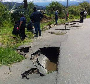 Trasvase de Aguas Superficiales Riobamba
