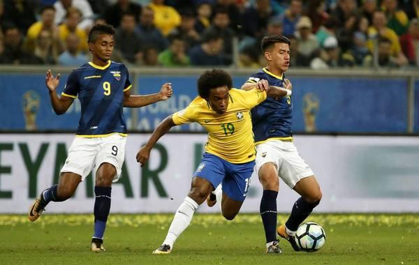 Selección ecuatoriana de fútbol