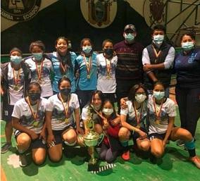 torneo barrial de Riobamba