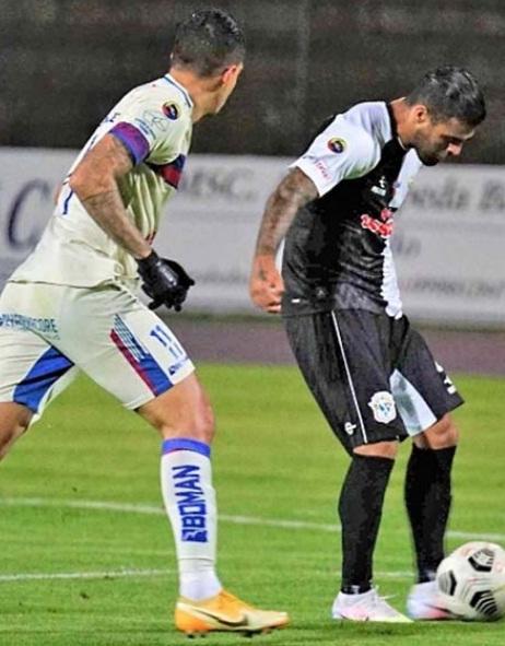 Olmedo vs Manta FC 2021
