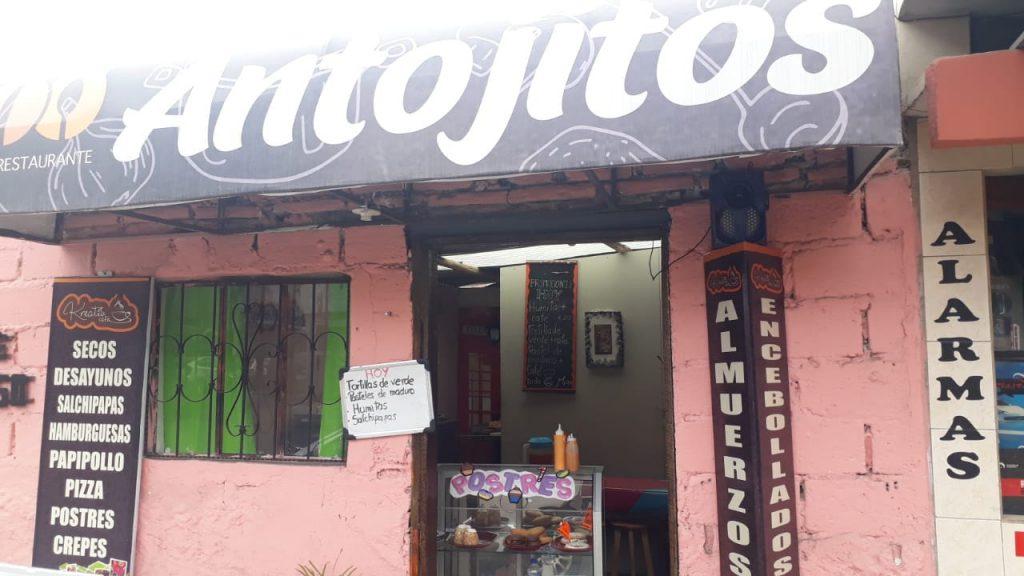 Locales de comida de Riobamba
