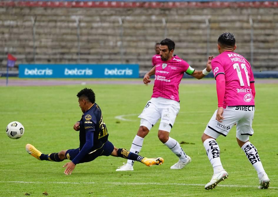 Olmedo vs Independiente del Valle 2021