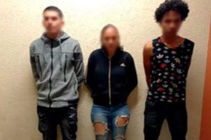 Delincuencia Riobamba
