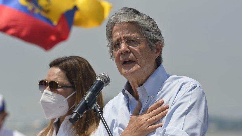Guillermo Lasso nuevo presidente