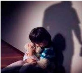 Abuso sexual son por un familiar