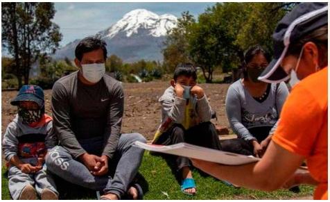 La realidad de la niñez en Chimborazo