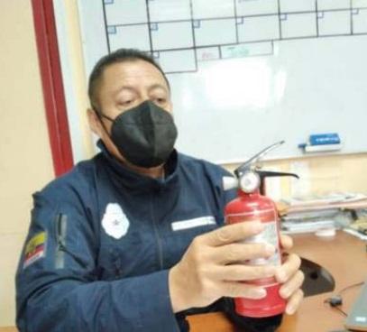 Robos y delincuencia Riobamba