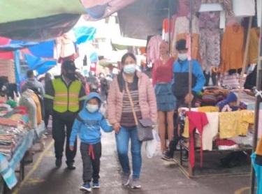 Mercado El Prado Riobamba