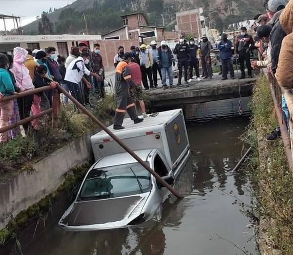 Accidente de tránsito Yaruquíes