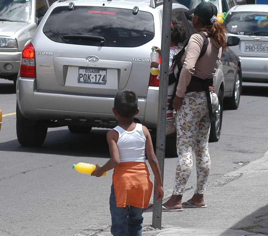 Niñez en Chimborazo