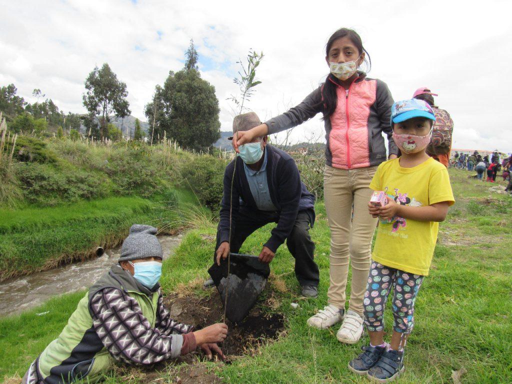 río Chimbunga contaminado