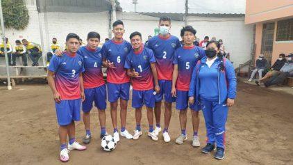 Chimborazo campeón Ecuavóley