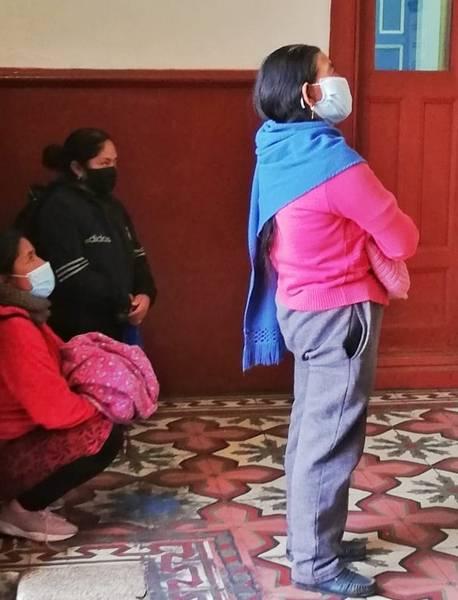 Las mujeres en Ecuador