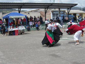 Feria de integración Riobamba