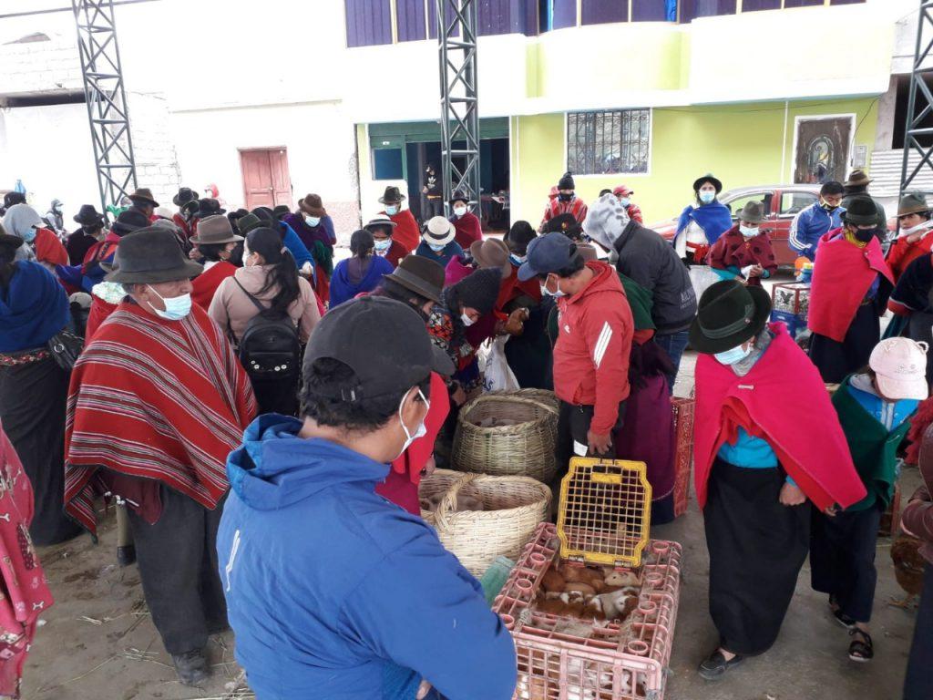Feria de Guamote