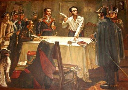 Bolívar unión naciones