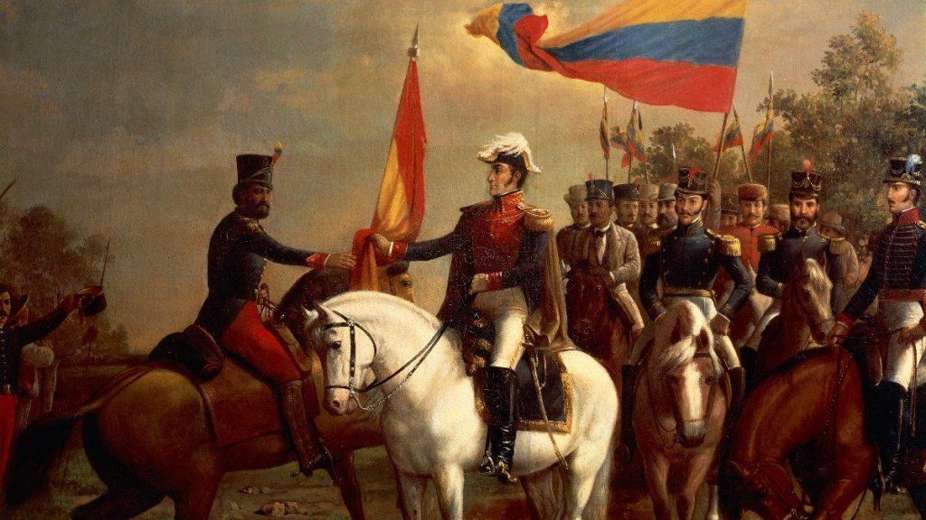 Objetivo de Simón Bolivar