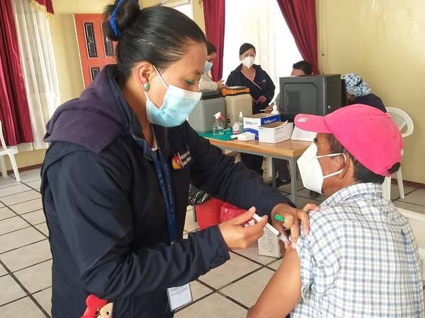 vacunados Chimborazo