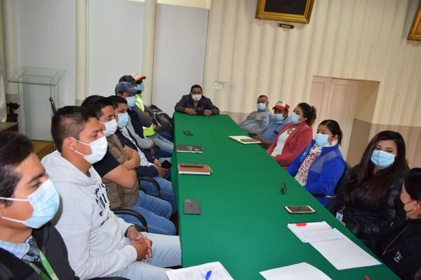 Comité vela por la seguridad