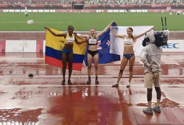 Kiara gana medalla de bronce
