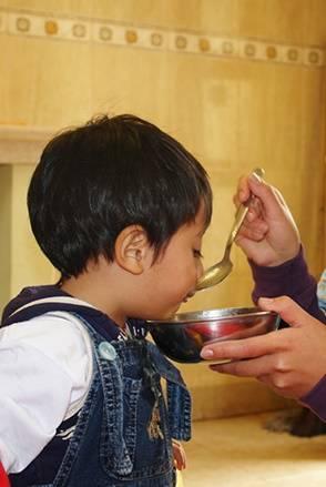 Gobierno reducirá índices de desnutrición