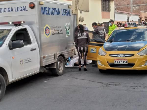 Funcionario fue asesinado en Riobamba